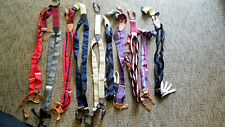 10 Trafalgar Braces Suspenders Lot