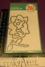 MAGNOLIA FLOWER DIE CUTS CUTTING AVERY ELLE EMBOSS EMBOSSING STEEL CREAKYATTIC