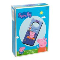 Official Peppa Pig Inflatable Surfboard Swimming Age 3 + Fun Outdoor Activities