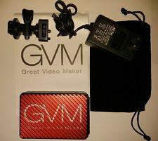 GVM-5S / RGB-7S LED CAMERA PANEL LIGHT GREAT VIDEO MAKER