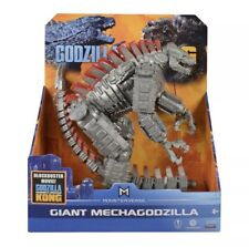 "11"" inch Tall Giant MechaGodzilla Playmates Godzilla vs Kong Usa Seller In Hand!"