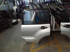 MITSUBISHI PAJERO LEFT REAR DOOR/SLIDING NM, GLS/EXCEED, W/ GROOVE MOULD TYPE, 0