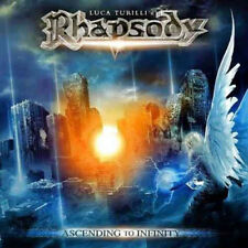 Luca Turilli's Rhapsody : Ascending to Infinity CD (2013) ***NEW***