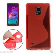 Cover e custodie rosso semplice Per Samsung Galaxy S per cellulari e palmari