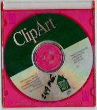ClipArt - Home Office Help (PC, 1997, RomTech)