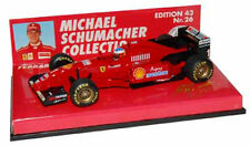 Minichamps 1/43 1996 Ferrari F310 Michael Schumacher Signed by J Todt MSC26