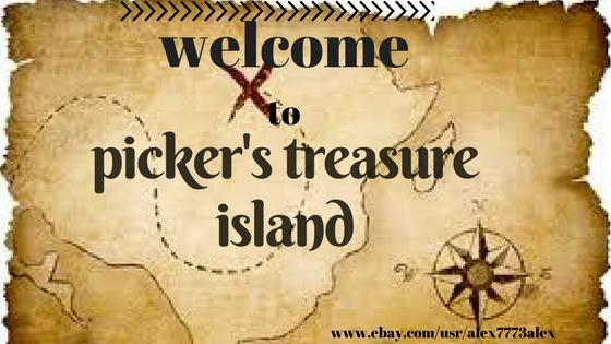 PICKER'S TREASURE ISLAND