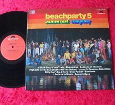 James Last LP Beachparty 5
