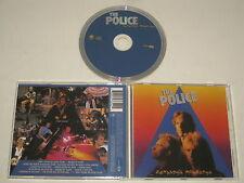 THE POLICE/ZENYATTA MONDATTA(A&M 493 654-2) CD ALBUM