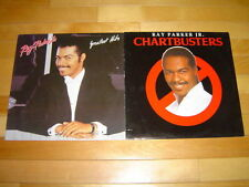 RAY PARKER JR 2 LP LOT ALBUM VINYL Greatest Hits & Chartbusters (Ghostbusters)