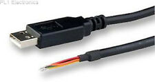 FTDI - TTL-232R-3V3-WE - CABLE, USB-TTL, 3.3V, WIRE-END