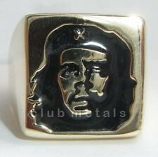 Che Guevara Communist Revolution Cuba Castro Latin America Men's Ring