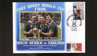 SOUTH AFRICA 2007 RUGBY WORLD CUP WIN COV, JOHN SMIT 4