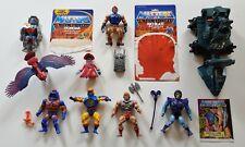 Masters del universo Lote de Trabajo Vintage Figuras Sueltas años 80 He-man Skeletor Rio B