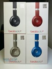 Beats by Dr. Dre Solo2 Wired On-Ear Headphones Luxe Edition