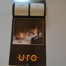 UFO - Mechanix world tour 1982 Tour programme