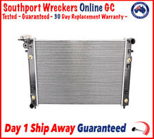 Genuine Holden Commodore Radiator VT (Series 1 and 2) VX V6 Dual Oil Cooler
