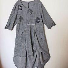 Casual Damenkleider für Größe 52