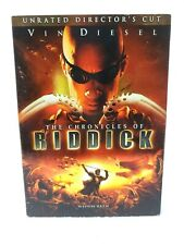 The Chronicles of Riddick (Dvd, Widescreen, Unrated, Director's Cut)