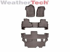 WeatherTech Car/Truck Floorliner for Yukon/Tahoe - 1st, 2nd & 3rd Row - Cocoa