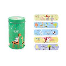 Pack of 50PCs Cartoon PE Waterproof Animals Style Adhesive Bandages Band Aid
