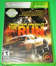 Need for Speed: The Run Xbox 360 *New! (Cracked Case) w/ New Case! *Free Ship!
