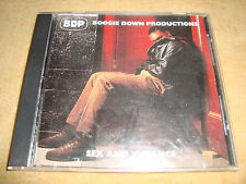 BOOGIE DOWN PRODUCTIONS - Sex And Violence  (US-PRINT)  BDP  KRS-ONE