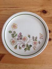 """Marks & Spencer Autumn Leaves Breakfast Plate 21.5cm (8.5"""") VGC"""