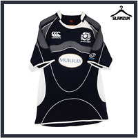 Scotland Rugby Shirt Canterbury L Large Home Rugby Union Jersey 2009 2010 C1