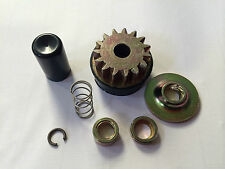 briggs and stratton lawnmower electric starter motor drive gear kit for C clip