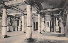 SAN JOSE, COSTA RICA ~ TEATRO NACIONAL INTERIOR ~ c 1904-14
