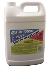 IOSSO WATER REPELLENT PROOFER PROTECTOR 1 Gallon Sail PVC Canvas Tent Canopy