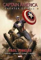 Captain America Theater of War  Marvel Hardcover Paul Jenkins  HC  Sealed