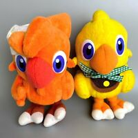Rare 1998 FF Chocobo Mysterious Dungeon Chocobo Camila 2set Plush doll Banpresto
