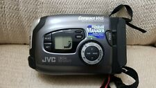 JVC Compact VHS Camcorder worker with free case and new films and extras.