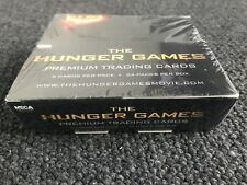 THE HUNGER GAMES NECA 2012 Trading Cards Factory Sealed Box 24 Packs NEW