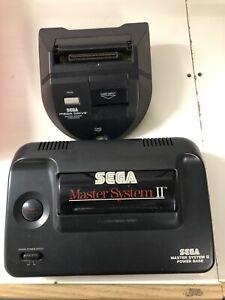 Sega Mega Drive Master System Game Converter And Master System 2 Console
