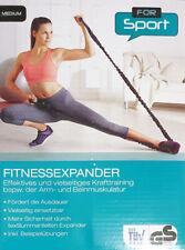 Fitnessexpander Resistance Band Fitnessband Gymnastikband Home Workout Yoga M