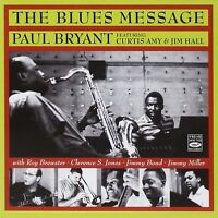 Paul Bryant: THE BLUES MESSAGE (2 LPS ON 1 CD)