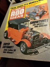April 1977 1001 Custom and Rod Ideas Magazine. Rebuilding Rochester Fuel Inject