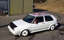 VW Volkswagen Golf 2 MK2 II GTI 84 85 86 87 88 89 90 91 92 Bra Car Hood Mask