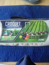 Franklin Intermediate 6 Player Croquet Set