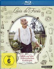 Blu-ray Louis de Funès LOUIS UND SEINE AUSSERIRDISCHEN KOHLKÖPFE ++NEU