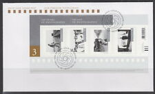 CANADA #2815 CANADIAN PHOTOGRAPHY SOUVENIR SHEET FIRST DAY COVER