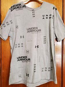Under Armour logo t Shirt XL