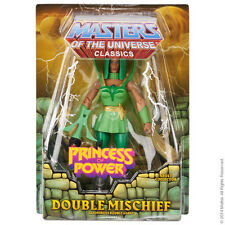 Masters of the Universe Classics Motuc Double Mischief In Hand Etheria He-Man