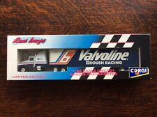 Roush Racing Transport Corgi Semi Kenworth Nhra Top Fuel kw Valvoline 1:64 1994