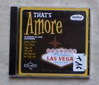 """CD AUDIO MUSIQUE / VARIOUS """"THAT'S AMORE"""" 15T CD COMPILATION 2010 NEUF"""