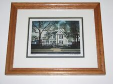 George Lightfoot The Truman Home, Independence MO Limited Edition Signed Print