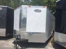 2018 8.5x20 Ft Enclosed Cargo Trailer *5 Year Warranty*